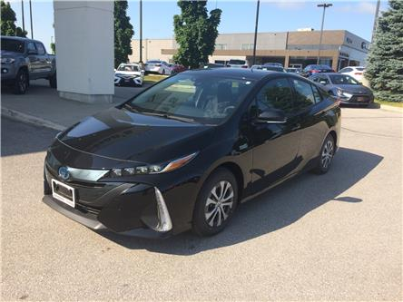 2020 Toyota Prius Prime Base (Stk: 3898) in Barrie - Image 1 of 13