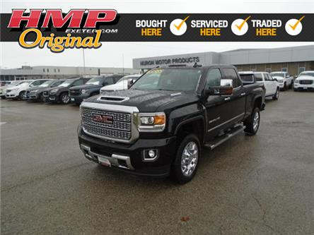 2018 GMC Sierra 2500HD Denali (Stk: 78634) in Exeter - Image 1 of 30