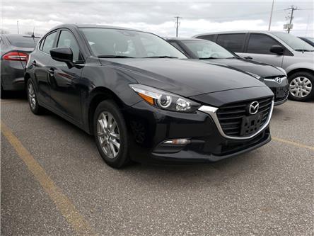 2018 Mazda Mazda3 Sport GS (Stk: JM225790) in Sarnia - Image 1 of 7