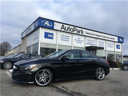 2016 Mercedes-Benz CLA-Class Base (Stk: 16-10321) in Brampton - Image 1 of 24
