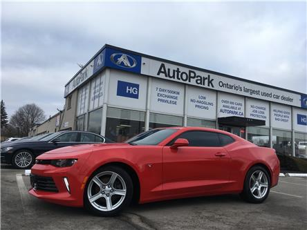 2016 Chevrolet Camaro 1LT (Stk: 16-78680) in Brampton - Image 1 of 22