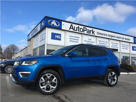 2018 Jeep Compass Limited (Stk: 18-14950) in Brampton - Image 1 of 27