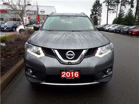 2016 Nissan Rogue SL Premium (Stk: 20R6902A) in Courtenay - Image 2 of 9