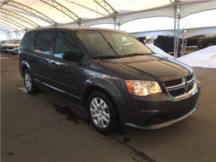 2017 Dodge Grand Caravan CVP/SXT (Stk: 180605) in AIRDRIE - Image 1 of 28