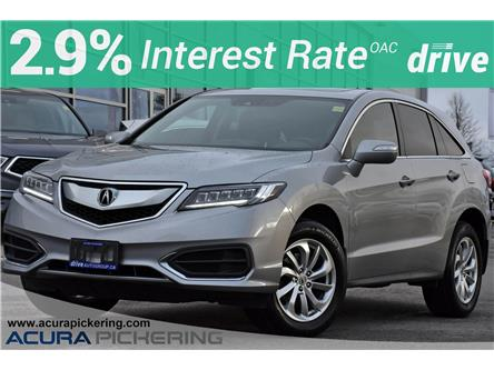 2017 Acura RDX Tech (Stk: AP5076) in Pickering - Image 1 of 38