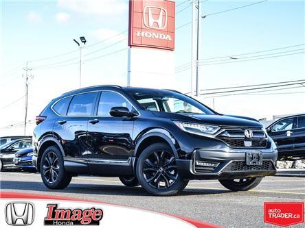 2020 Honda CR-V Black Edition (Stk: 10R257) in Hamilton - Image 1 of 22