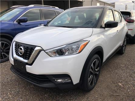 2020 Nissan Kicks SV (Stk: W0118) in Cambridge - Image 1 of 6