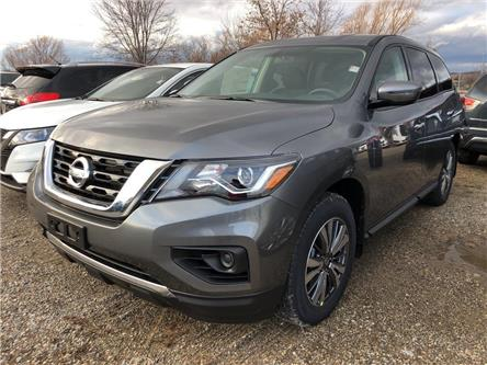 2020 Nissan Pathfinder S (Stk: W0101) in Cambridge - Image 1 of 5
