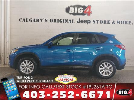 2014 Mazda CX-5 GS (Stk: 19J261A) in Calgary - Image 1 of 16
