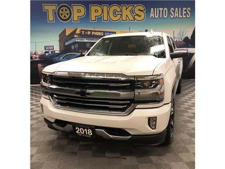 2018 Chevrolet Silverado 1500 High Country (Stk: 137737) in NORTH BAY - Image 1 of 29