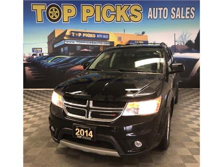 2014 Dodge Journey SXT (Stk: 294203) in NORTH BAY - Image 1 of 26