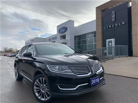 2018 Lincoln MKX Reserve (Stk: S0041A) in St. Thomas - Image 1 of 29