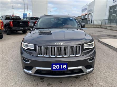 2016 Jeep Grand Cherokee Summit (Stk: S0080A) in St. Thomas - Image 2 of 29