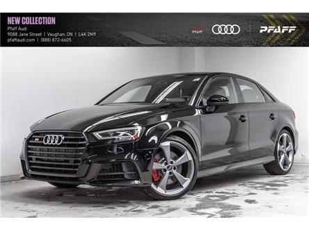 2020 Audi S3 2.0T Progressiv (Stk: T17609) in Vaughan - Image 1 of 22
