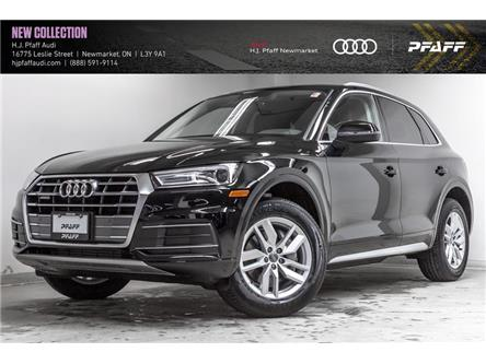 2020 Audi Q5 45 Komfort (Stk: A12882) in Newmarket - Image 1 of 22