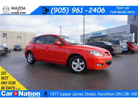2008 Mazda Mazda3 Sport GX (Stk: HN2334A) in Hamilton - Image 1 of 32