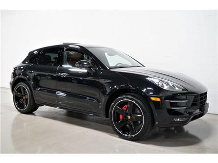 2016 Porsche Macan Turbo (Stk: AB94798) in Vaughan - Image 1 of 30