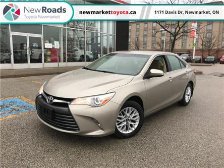 2017 Toyota Camry  (Stk: 349451) in Newmarket - Image 1 of 21