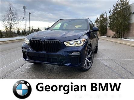 2020 BMW X5 xDrive40i (Stk: B20070) in Barrie - Image 1 of 14
