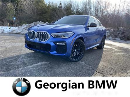 2020 BMW X6 xDrive40i (Stk: B20090) in Barrie - Image 1 of 13