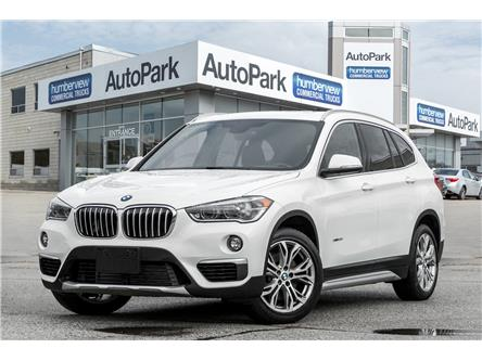 2018 BMW X1 xDrive28i (Stk: APR4037) in Mississauga - Image 1 of 21