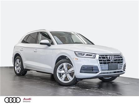 2019 Audi Q5 45 Technik (Stk: 52495) in Ottawa - Image 1 of 19