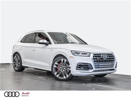 2018 Audi SQ5 3.0T Technik (Stk: 52723A) in Ottawa - Image 1 of 20