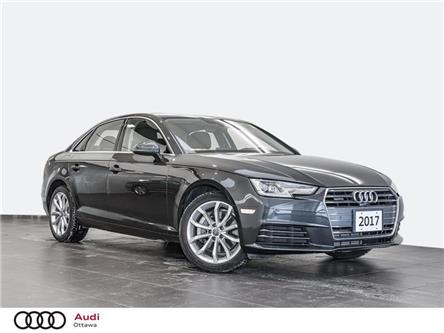 2017 Audi A4 2.0T Progressiv (Stk: PA639) in Ottawa - Image 1 of 20