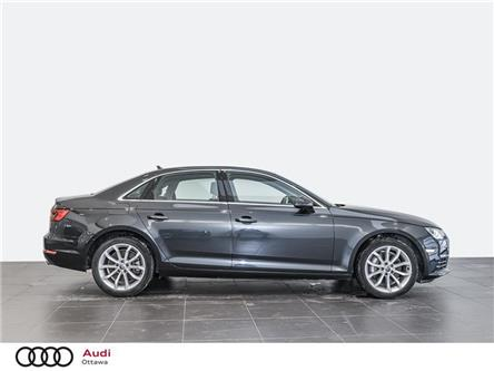 2017 Audi A4 2.0T Progressiv (Stk: PA639) in Ottawa - Image 2 of 20