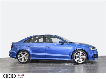 2018 Audi S3 2.0T Technik (Stk: PA643) in Ottawa - Image 2 of 20
