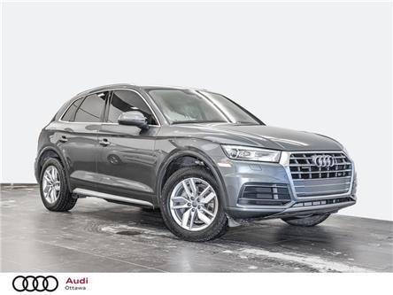 2019 Audi Q5 45 Komfort (Stk: PA647) in Ottawa - Image 1 of 18