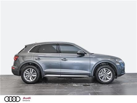2019 Audi Q5 45 Komfort (Stk: PA647) in Ottawa - Image 2 of 18