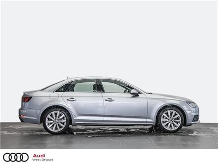 2018 Audi A4 2.0T Komfort (Stk: 92372A) in Nepean - Image 2 of 20