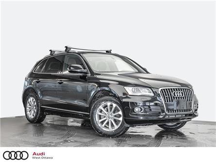 2017 Audi Q5 2.0T Progressiv (Stk: 92568A) in Nepean - Image 1 of 20