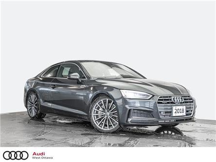 2018 Audi A5 2.0T Technik (Stk: PM528) in Nepean - Image 1 of 22