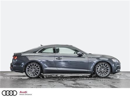 2018 Audi A5 2.0T Technik (Stk: PM528) in Nepean - Image 2 of 22