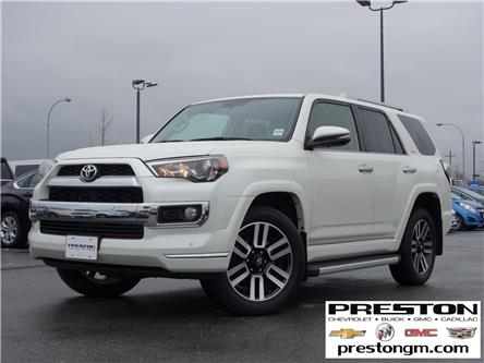 2018 Toyota 4Runner SR5 (Stk: 9019431) in Langley City - Image 1 of 27
