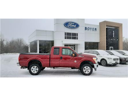2015 Ford F-250 XLT (Stk: F1382A) in Bobcaygeon - Image 2 of 23
