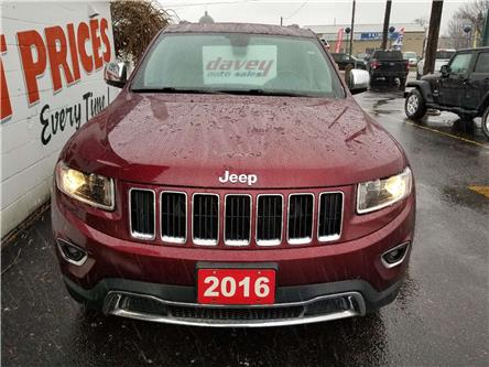 2016 Jeep Grand Cherokee Limited (Stk: 19-851) in Oshawa - Image 2 of 15