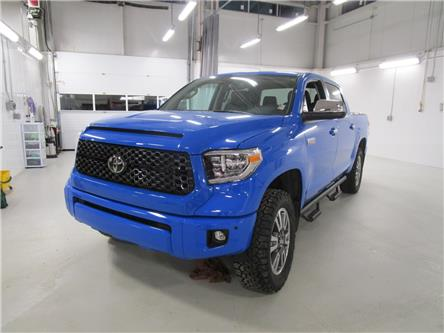2020 Toyota Tundra Platinum (Stk: 209067) in Moose Jaw - Image 1 of 38