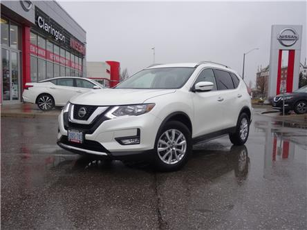 2019 Nissan Rogue SV (Stk: 1252) in Bowmanville - Image 1 of 15