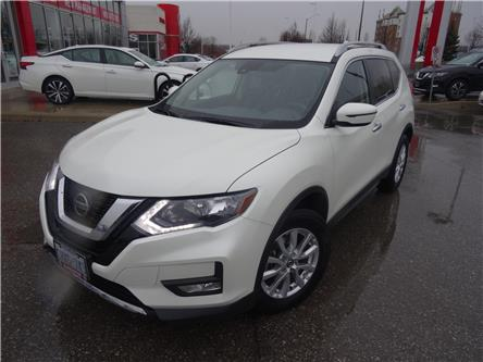 2019 Nissan Rogue SV (Stk: 1252) in Bowmanville - Image 2 of 15
