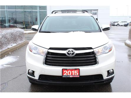 2015 Toyota Highlander Limited (Stk: 183174B) in Milton - Image 2 of 18