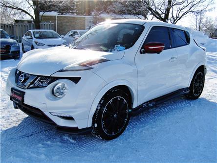 2016 Nissan Juke Nismo (Stk: 1546) in Orangeville - Image 2 of 25