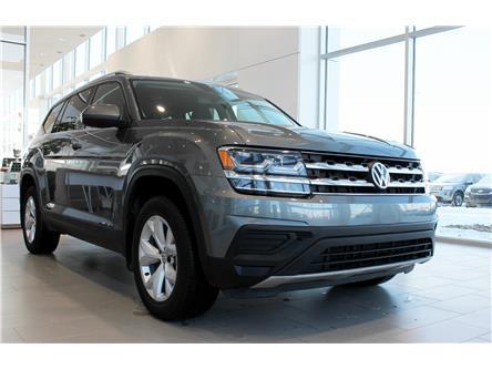 2018 Volkswagen Atlas 3.6 FSI Trendline (Stk: 69551A) in Saskatoon - Image 1 of 20