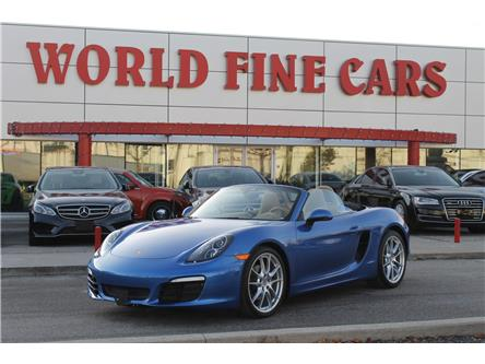 2016 Porsche Boxster Base (Stk: 17129) in Toronto - Image 1 of 29