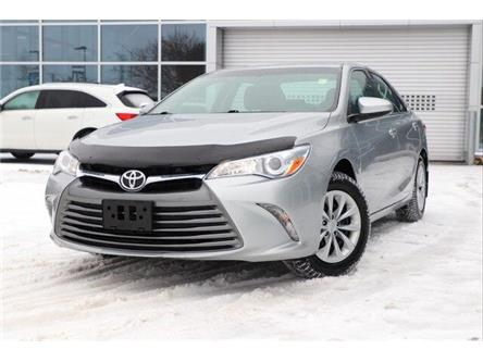 2017 Toyota Camry LE (Stk: 18823A) in Ottawa - Image 1 of 20
