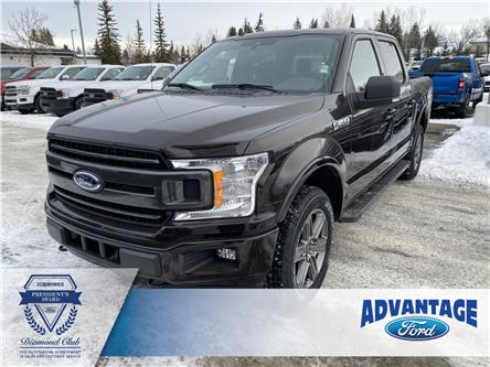 2020 Ford F-150 XLT (Stk: L-251) in Calgary - Image 1 of 7