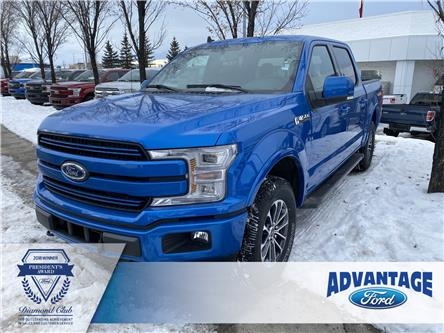 2020 Ford F-150 Lariat (Stk: L-292) in Calgary - Image 1 of 6