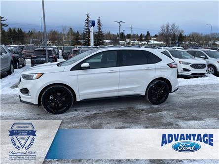 2020 Ford Edge ST (Stk: L-353) in Calgary - Image 2 of 9